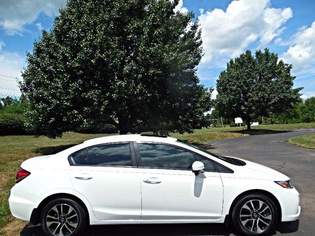 2014 Honda Civic EX Leesburg, Virginia 5