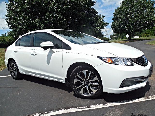 2014 Honda Civic EX Leesburg, Virginia 0