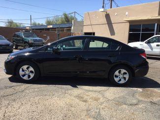 2014 Honda Civic LX 5 YEAR/60,000 MILE FACTORY POWERTRAIN WARRANTY Mesa, Arizona 1