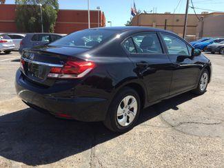 2014 Honda Civic LX 5 YEAR/60,000 MILE FACTORY POWERTRAIN WARRANTY Mesa, Arizona 4