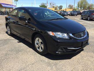 2014 Honda Civic LX 5 YEAR/60,000 MILE FACTORY POWERTRAIN WARRANTY Mesa, Arizona 6