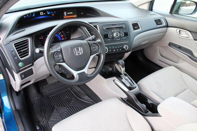 2014 Honda CIVIC LX SEDAN AUTOMATIC ONLY 52K ORIGINALS MLS SERVICE RECORDS! Woodland Hills, CA 15