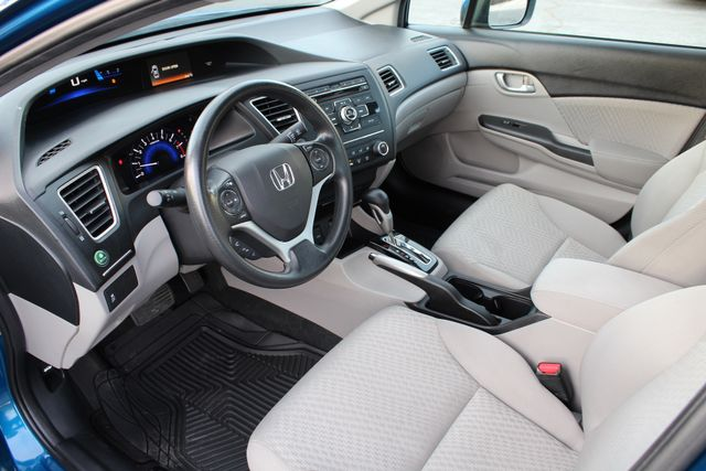 2014 Honda CIVIC LX SEDAN AUTOMATIC ONLY 52K ORIGINALS MLS SERVICE RECORDS! Woodland Hills, CA 16