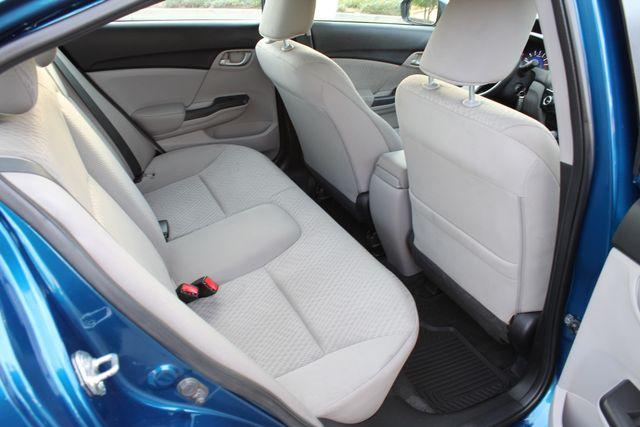 2014 Honda CIVIC LX SEDAN AUTOMATIC ONLY 52K ORIGINALS MLS SERVICE RECORDS! Woodland Hills, CA 32