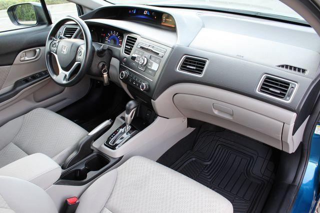 2014 Honda CIVIC LX SEDAN AUTOMATIC ONLY 52K ORIGINALS MLS SERVICE RECORDS! Woodland Hills, CA 30