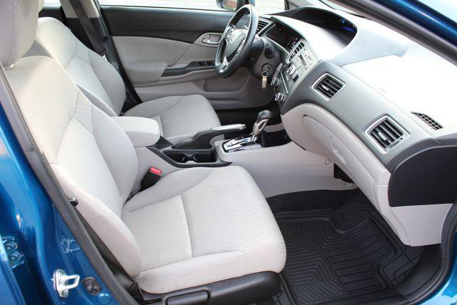 2014 Honda CIVIC LX SEDAN AUTOMATIC ONLY 52K ORIGINALS MLS SERVICE RECORDS! Woodland Hills, CA 31