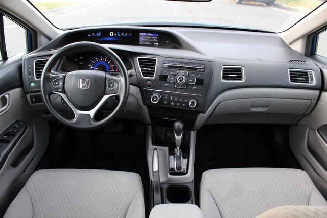 2014 Honda CIVIC LX SEDAN AUTOMATIC ONLY 52K ORIGINALS MLS SERVICE RECORDS! Woodland Hills, CA 27