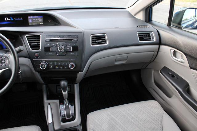 2014 Honda CIVIC LX SEDAN AUTOMATIC ONLY 52K ORIGINALS MLS SERVICE RECORDS! Woodland Hills, CA 29
