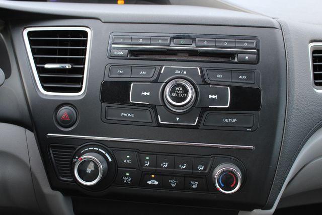 2014 Honda CIVIC LX SEDAN AUTOMATIC ONLY 52K ORIGINALS MLS SERVICE RECORDS! Woodland Hills, CA 23
