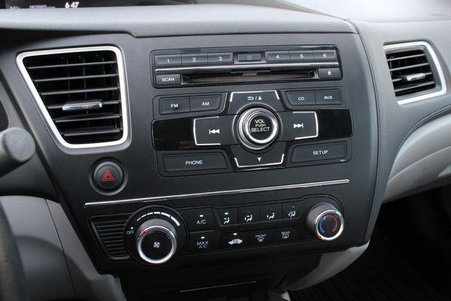 2014 Honda CIVIC LX SEDAN AUTOMATIC ONLY 52K ORIGINALS MLS SERVICE RECORDS! Woodland Hills, CA 25
