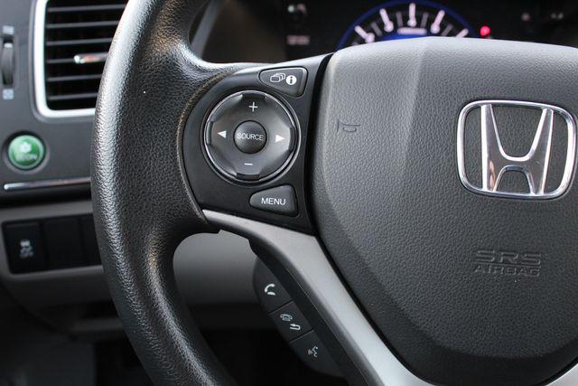 2014 Honda CIVIC LX SEDAN AUTOMATIC ONLY 52K ORIGINALS MLS SERVICE RECORDS! Woodland Hills, CA 17