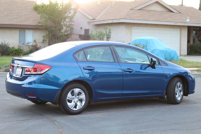 2014 Honda CIVIC LX SEDAN AUTOMATIC ONLY 52K ORIGINALS MLS SERVICE RECORDS! Woodland Hills, CA 6