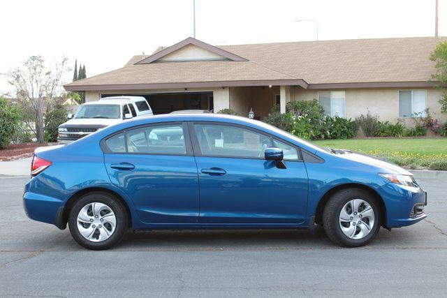 2014 Honda CIVIC LX SEDAN AUTOMATIC ONLY 52K ORIGINALS MLS SERVICE RECORDS! Woodland Hills, CA 7