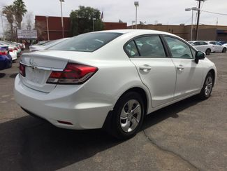2014 Honda Civic LX 5 YEAR/60,000 MILE FACTORY POWERTRAIN WARRANTY Mesa, Arizona 4