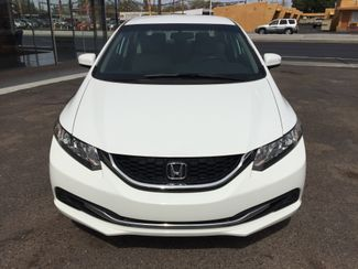 2014 Honda Civic LX 5 YEAR/60,000 MILE FACTORY POWERTRAIN WARRANTY Mesa, Arizona 7