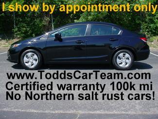 2014 Honda Civic LX | Nashville, TN | ToddsCarTeam.com in Nashville TN