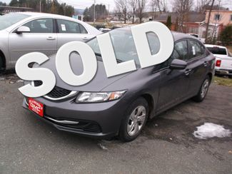2014 Honda Civic LX Newport, VT