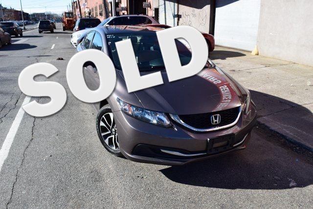 2014 Honda Civic EX Richmond Hill, New York 0