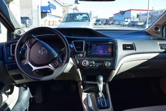 2014 Honda Civic EX Richmond Hill, New York 15
