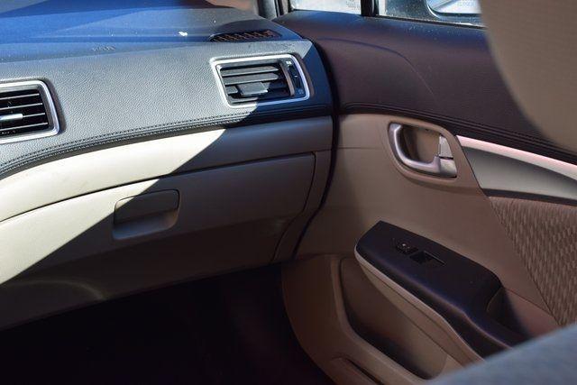 2014 Honda Civic EX Richmond Hill, New York 16