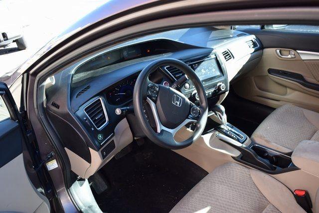 2014 Honda Civic EX Richmond Hill, New York 21