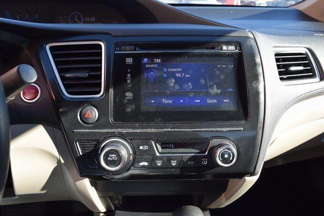 2014 Honda Civic EX Richmond Hill, New York 26