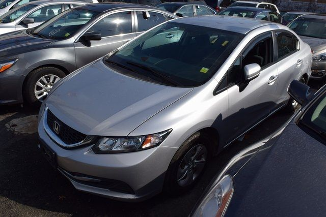 2014 Honda Civic LX Richmond Hill, New York 1