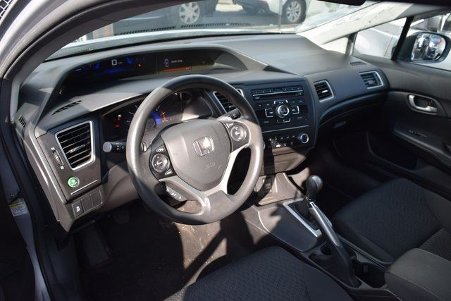 2014 Honda Civic LX Richmond Hill, New York 23
