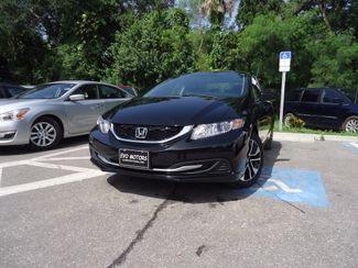 2014 Honda Civic EX SEFFNER, Florida