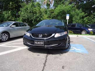 2014 Honda Civic EX SEFFNER, Florida 2