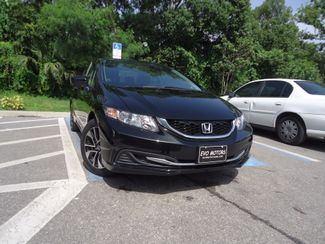 2014 Honda Civic EX SEFFNER, Florida 3