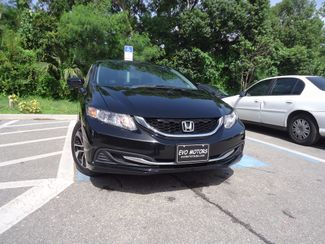 2014 Honda Civic EX SEFFNER, Florida 4