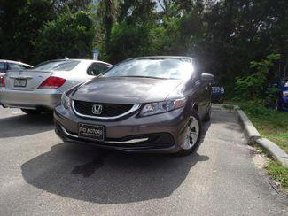 2014 Honda Civic LX SEFFNER, Florida
