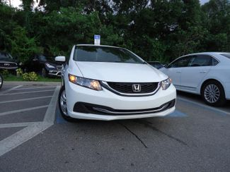 2014 Honda Civic LX SEFFNER, Florida 7