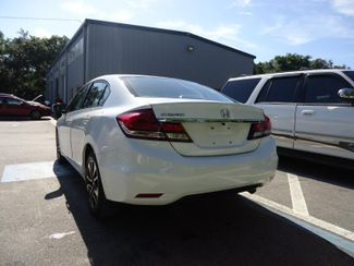 2014 Honda Civic EX SEFFNER, Florida 9
