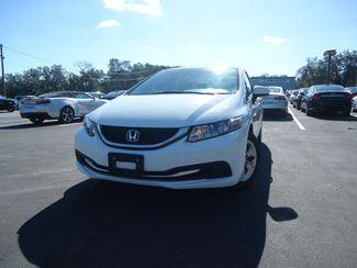 2014 Honda Civic LX SEFFNER, Florida 4