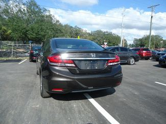 2014 Honda Civic LX SEFFNER, Florida 8