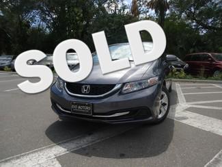 2014 Honda Civic LX Tampa, Florida