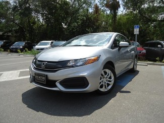 2014 Honda Civic LX Tampa, Florida 5