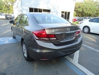 2014 Honda Civic LX SEFFNER, Florida 6