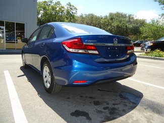 2014 Honda Civic LX Tampa, Florida 10