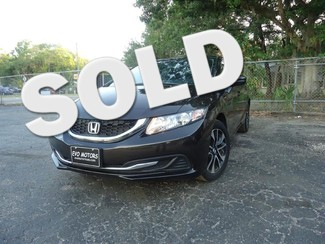 2014 Honda Civic EX SEFFNER, Florida 0