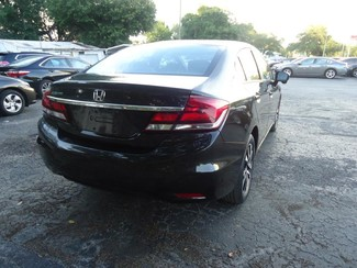 2014 Honda Civic EX SEFFNER, Florida 16
