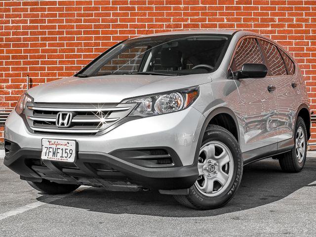 2014 Honda CR-V LX Burbank, CA 0