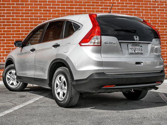 2014 Honda CR-V LX Burbank, CA 4