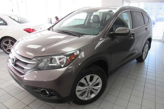 2014 Honda CR-V EX-L W/ BACK UP CAM Chicago, Illinois 2