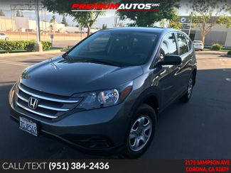2014 Honda CR-V LX -  ONLY 26K MILES - REAR CAM - WARRANTY | Corona, CA | Premium Autos Inc. in Corona CA
