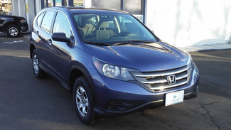 2014 Honda CR-V LX East Haven, CT 3
