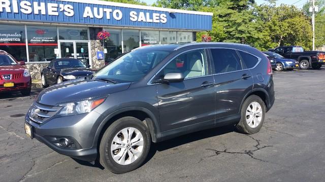 2014 Honda CR-V EX-L Navi | Ogdensburg, New York | Rishe's Auto Sales in Ogdensburg New York