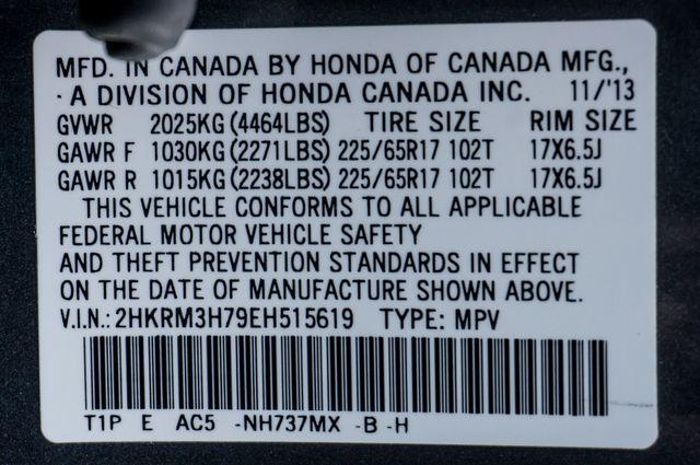 2014 Honda CR-V EX-L Reseda, CA 42